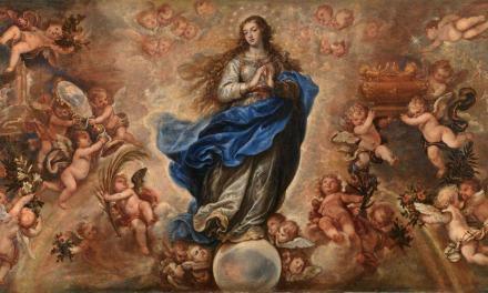 [DIFUNDE TU FE CATOLICA] Tradicional Novena a la Inmaculada Concepción de María Nuestra Reina y Señora. Día 1