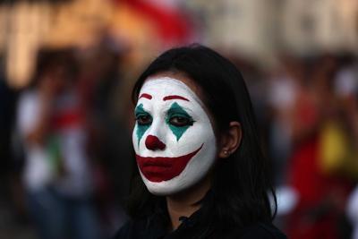 [IL GERANIO] Satanismo e proteste in Libano