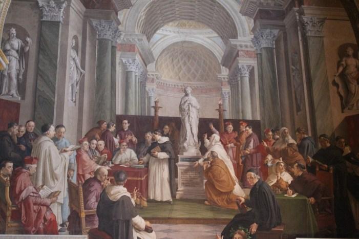 Cenni storici sul dogma dell'Immacolata