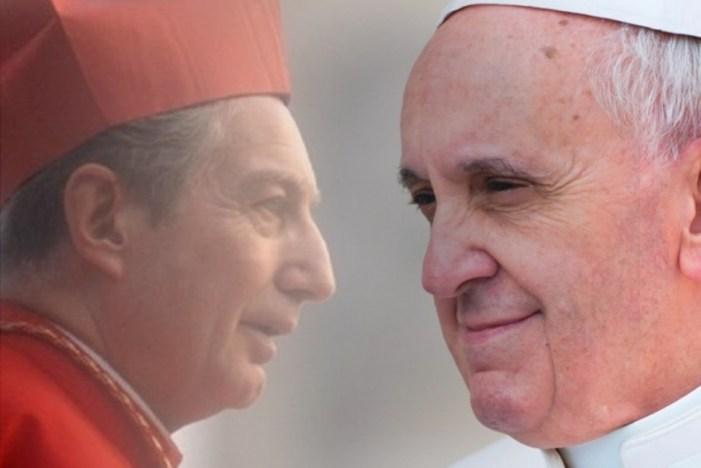"""Bergoglio riesuma il Card. Martini e la sua """"Chiesa indietro di duecento anni"""" per gli auguri natalizi alla Curia"""