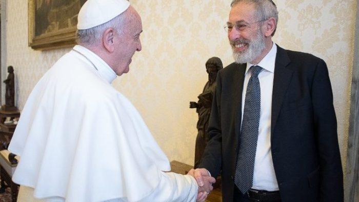 """Gesù sardina""? ""Una bestemmia"" per il Rabbino di Segni"