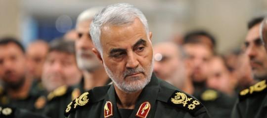 [IL GERANIO] In morte di un generale iraniano
