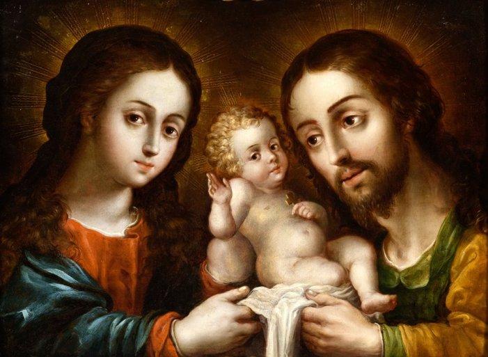 Preghiera di Sua Santità Pio XII alla Sacra Famiglia
