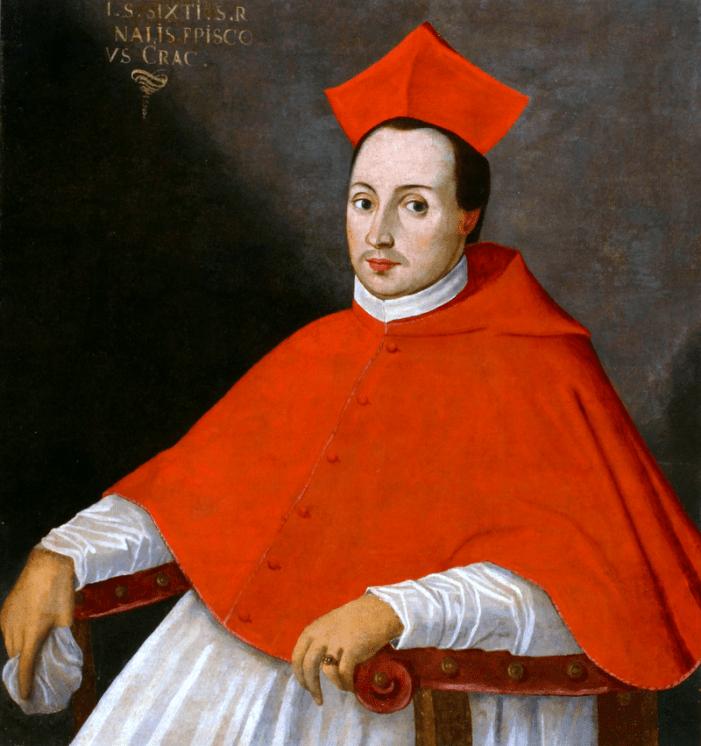 [GLORIE DEL CARDINALATO] Jerzy Radziwiłł (1556-1600)