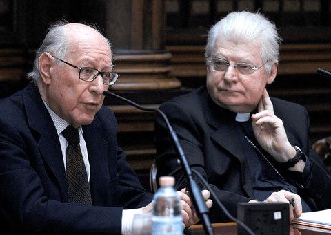 """In morte di Emanuele Severino """"antimetafisico, anticristiano, amorale, ateo"""" (C. Fabro)"""
