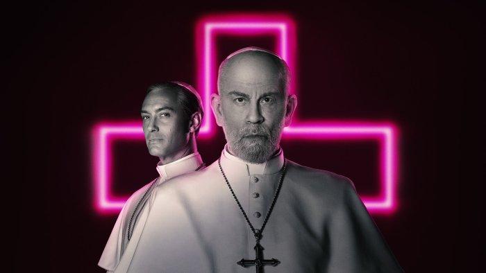 """""""The New Pope"""": una blasfemia visiva!"""