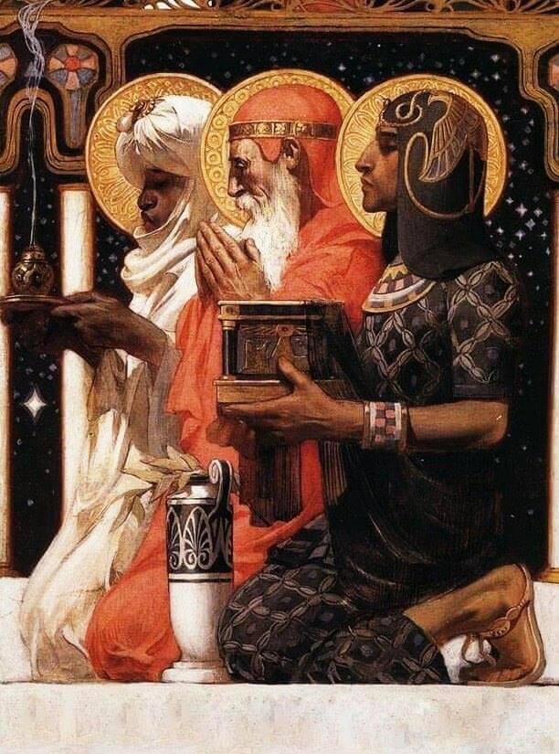 Cosa significano i doni dei Magi? Ce lo spiega San Gregorio Magno.
