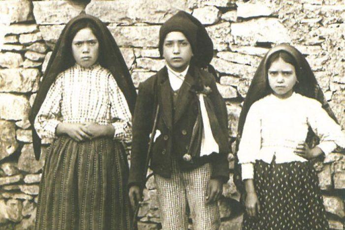 100° anniversario della morte di Giacinta Marto