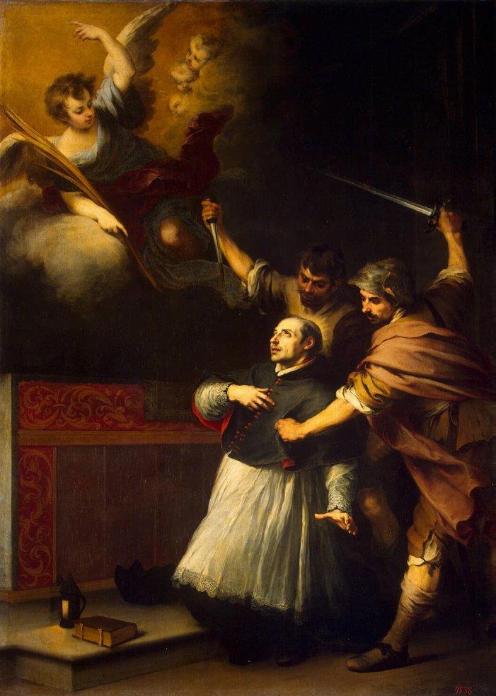 Possono esistere dei veri martiri al di fuori della Chiesa Cattolica? ~ Uno studio dell'abbé Gleize FSSPX