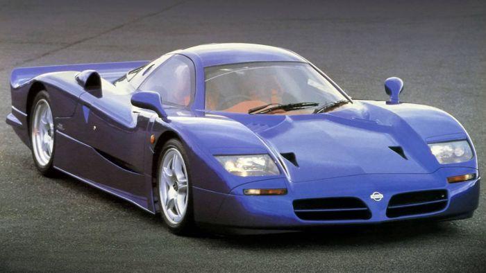 [SPADAMOTORS] Nissan R390GT1 (1998)
