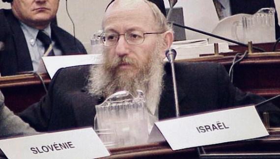 """Y. Litzman, ministro religioso israeliano: """"Messia arriverà presto, forse entro Pesach"""""""