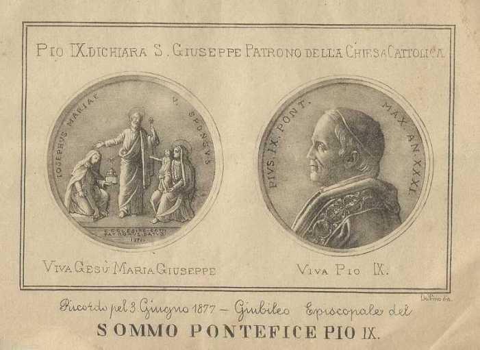 Il Patrocinio di San Giuseppe