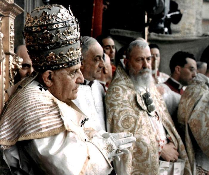 """I 50 anni della nuova messa: la costituzione apostolica """"Veterum Sapientia"""""""