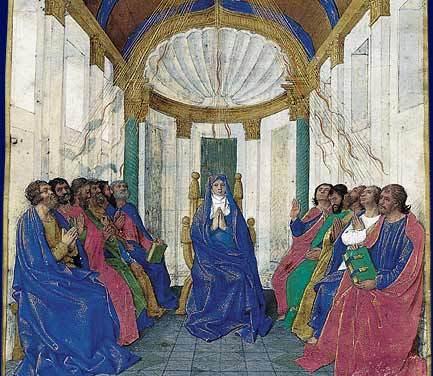 La Novena di Pentecoste