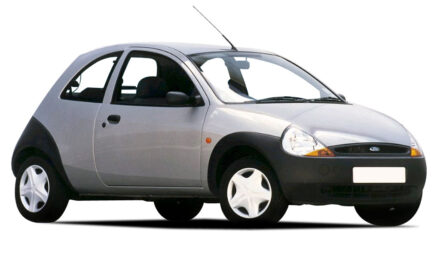 [SPADAMOTORS] Ford Ka (1996)