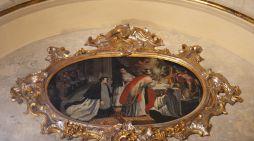 San Vincenzo Ferrer e l' 'una cum'