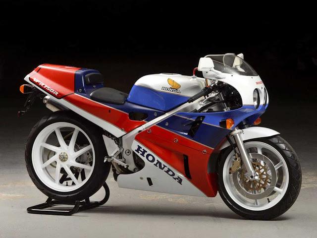 [SPADAMOTORS] VFR750R RC30 (1987)