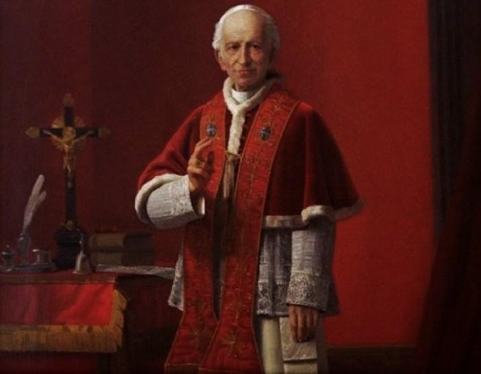 Leone XIII e il dono della scienza.