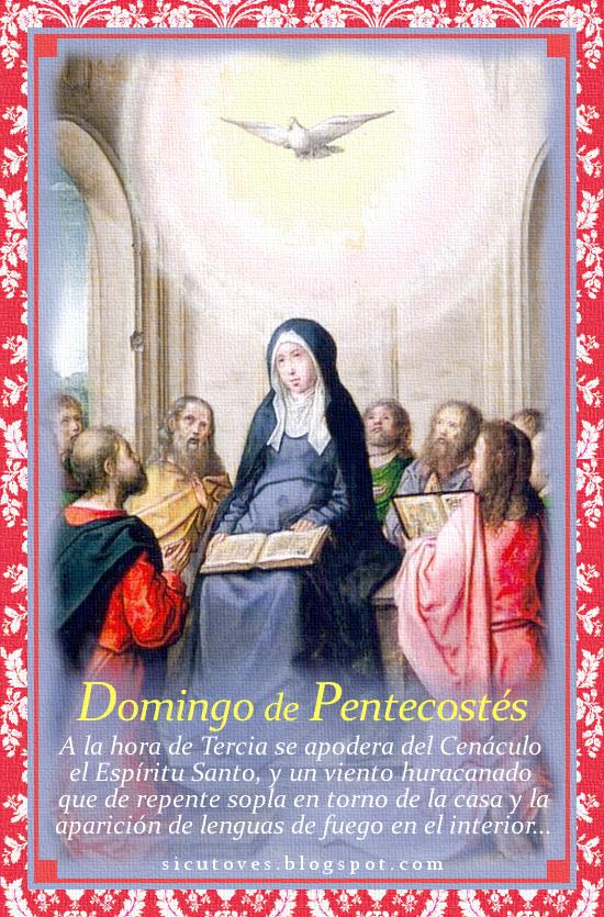 [DIFUNDE TU FE CATOLICA] MISA DEL DOMINGO DE PENTECOSTÉS
