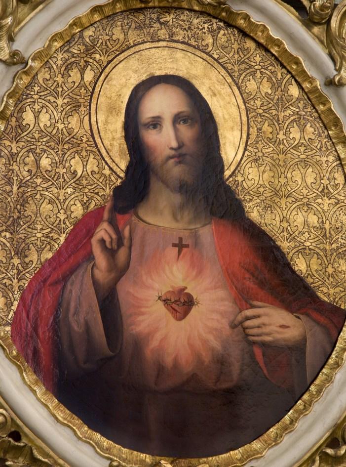 I misteri dell'acqua e del sangue. Un'omelia di san Bernardino sul Cuore squarciato.