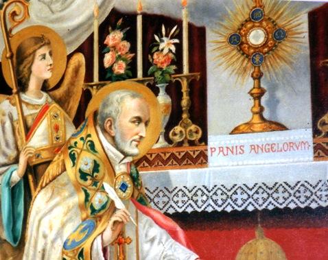 La Visita al Santissimo Sacramento di Sant'Alfonso Maria de Liguori