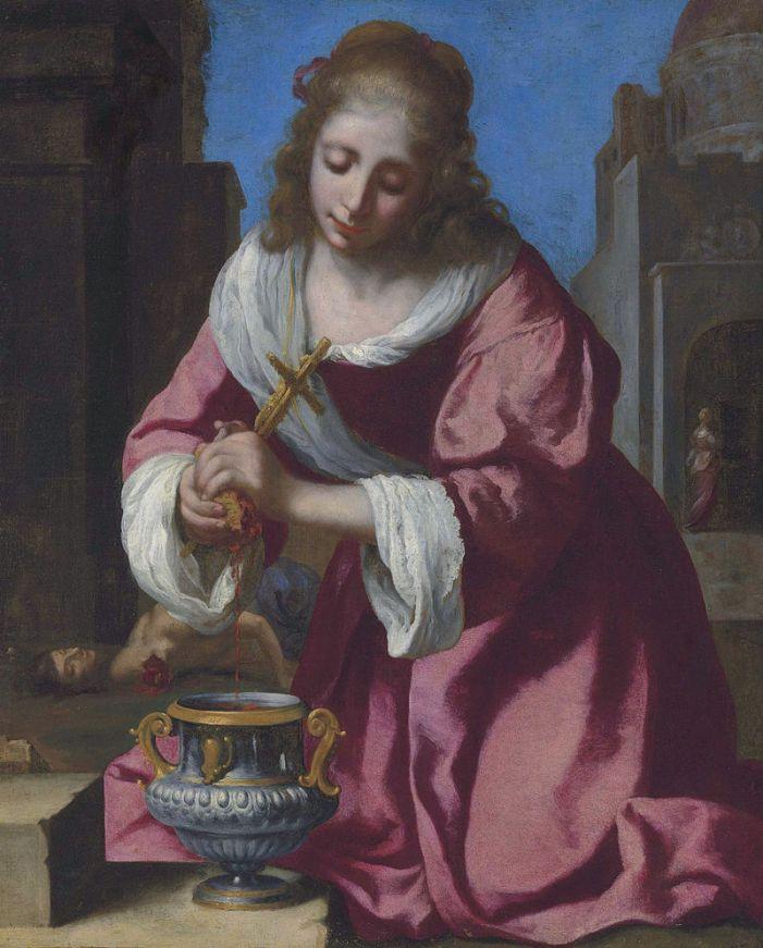 Santa Prassede, vergine romana
