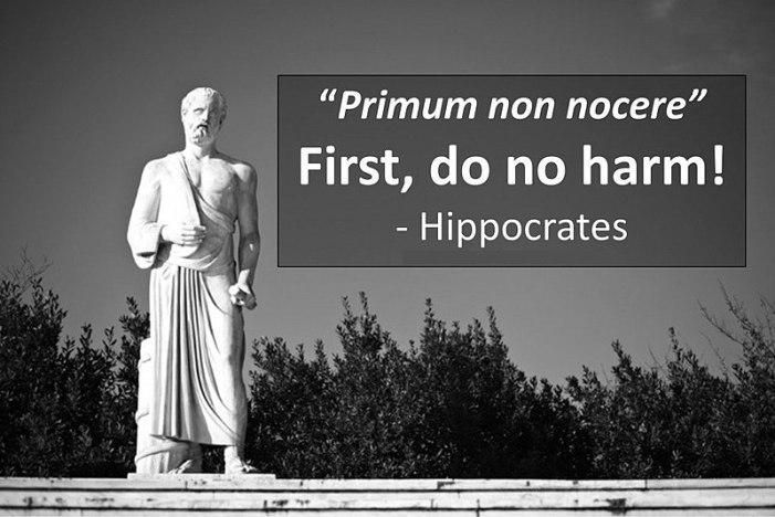 Giuramento di Ipocrita: il lato oscuro della medicina nell'ideologica società del 21esimo secolo