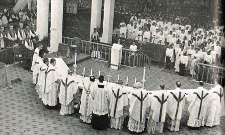 I 50 anni della nuova messa: le prime riforme liturgiche