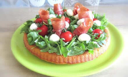 [SPADAKITCHEN] Crostata salata con base morbida