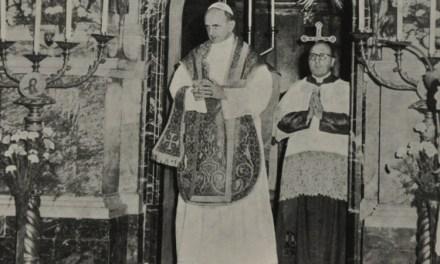 I 50 anni della nuova messa: l'Institutio generalis Missalis Romani (1)