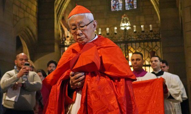Il cardinale Zen difende il Concilio Vaticano II