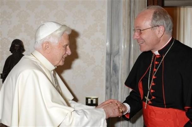 Per il cardinale Schönborn (e Ratzinger) l'apostasia fa parte della libertà religiosa