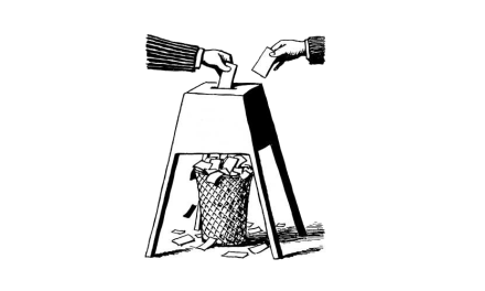 Sul prossimo referendum e sullo stato della politica in questo Paese