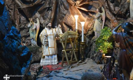 San Francesco d'Assisi, l'inventore del Presepe