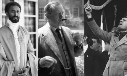 """In Abissinia"": Evelyn Waugh e la missione civilizzatrice del fascismo"