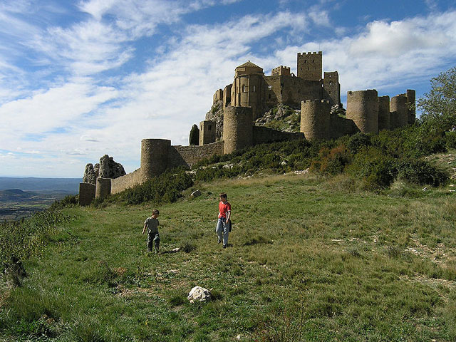 Castiello de Lobarre - Joachim Quandt CC
