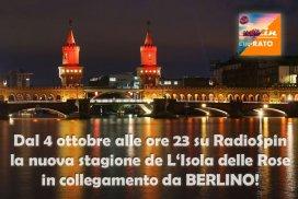 Hallo Berlin! su Radio SPIN in collegamento da Berlino con Giuseppe Govinda