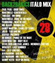 Back2Basics Italo Mix 28 Tony Renzo