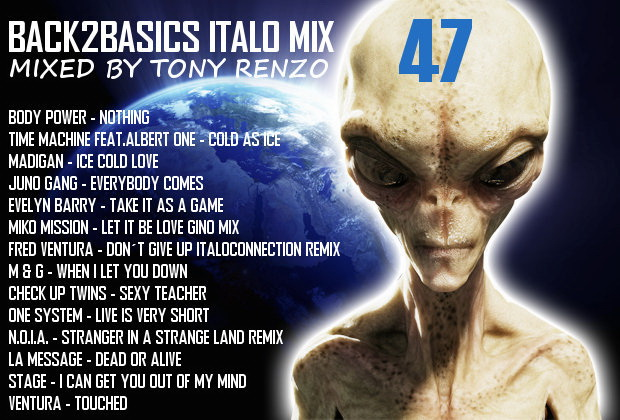 Back2Basics Italo Mix 47 Tony Renzo