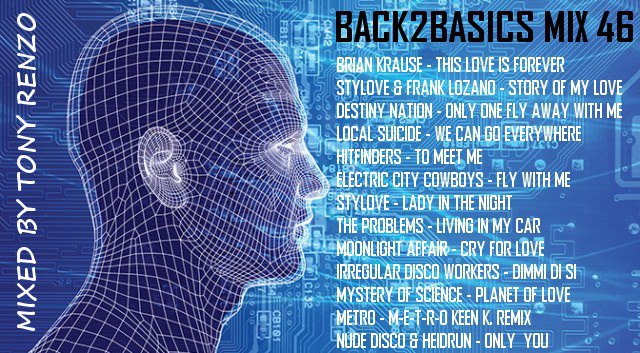 Back2Basics Mix 46 Tony Renzo