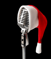 ChristmasRadioMicrophoneThinkStock