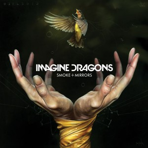 Imagine Dragons_cover album Smoke and mirrors_STD_m