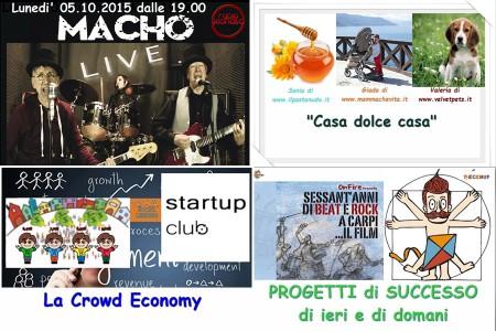 OGGI su Radio Stonata Macho camacho, Stokke, Smartika, Mecenatup