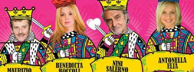 """Antonella ELIA, Maurizio MICHELI e Benedicta BOCCOLI ospiti a POLTRONISSIMA raccontano """"Il più brutto week end della nostra vita"""""""