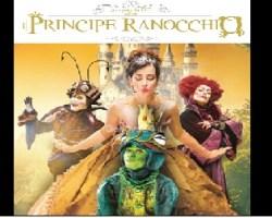 """Marco CASELLE e la regista Melina PELLICANO domani 12 DICEMBRE a POLTRONISSIMA raccontano il musical """"Il Principe Ranocchio"""""""