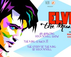 Joe Ontario, Michel Orlando e tutto il cast di Elvis The Musical ospiti a POLTRONISSIMA