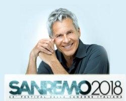 Conferenza stampa Sanremo e speciale Aristonata 9 Gennaio