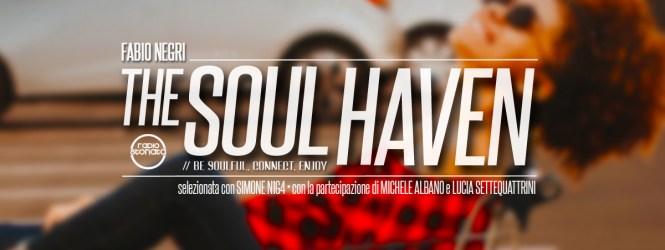 Alle 21 The Soul Haven: il tuo appuntamento con la musica black!