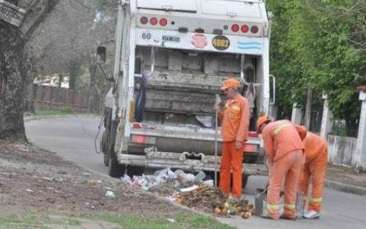 En Año Nuevo no habrá recolección de residuos