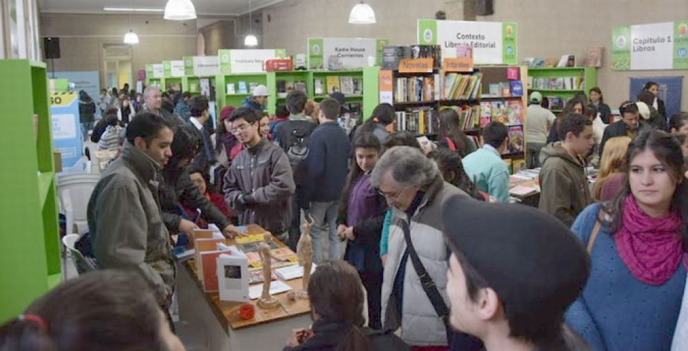 foto: Del 12 al 21 de julio se realizará la Feria Provincial del Libro